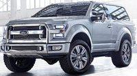 Ford anuncia la Bronco para 2020