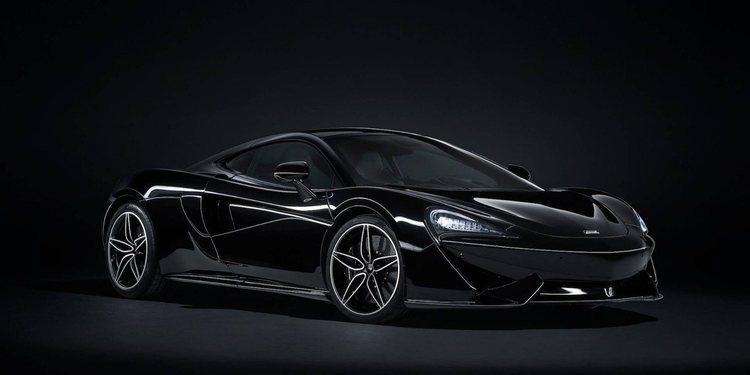 Ya llegó el espectacular McLaren 570GT MSO Black Collection