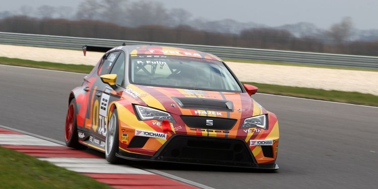 Petr Fulín se aventura en las TCR Series