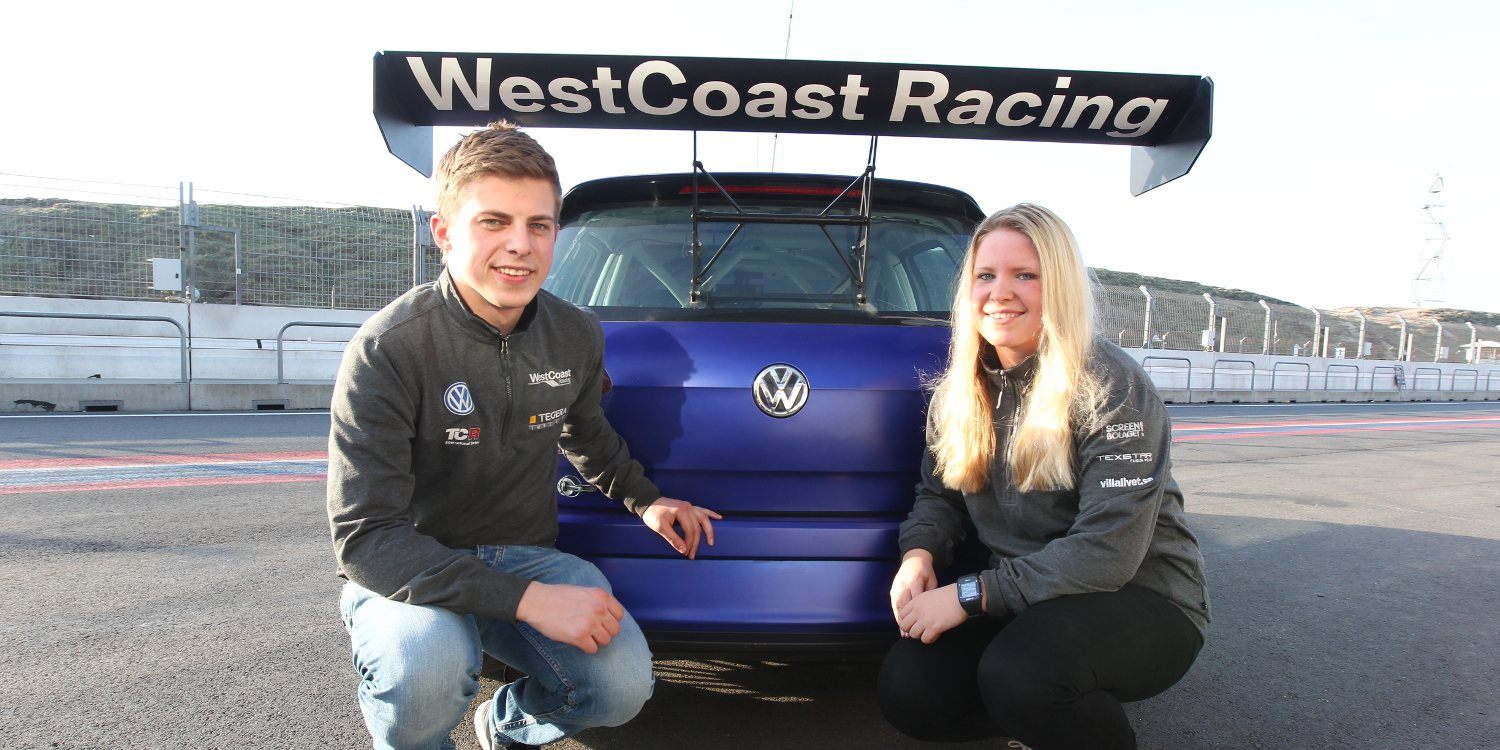 West Coast Racing tendrá dos Golf GTI en Silverstone
