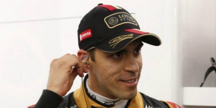 Pastor Maldonado vuelve a competir