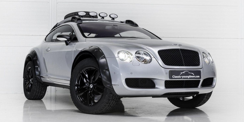 Bentley Continental GT Version OffRoad