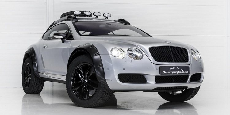 Bentley Continental GT Version OffRoad
