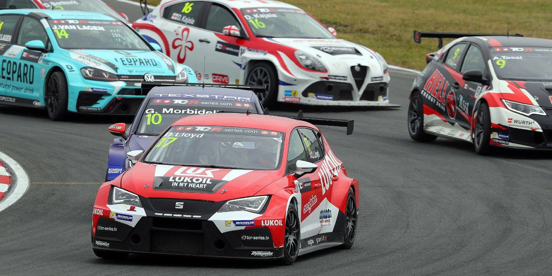Daniel Lloyd será de la partida en Silverstone