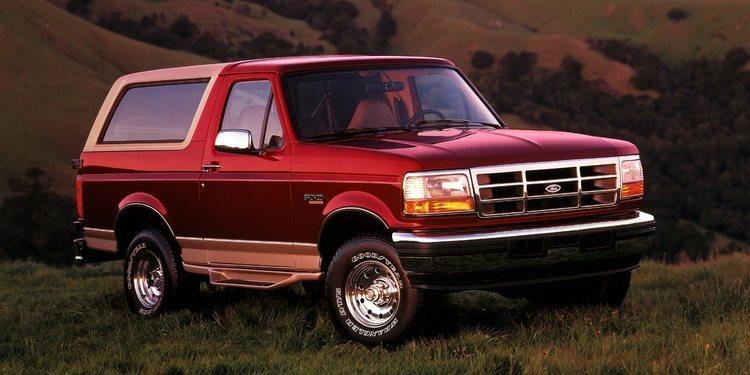 Ford Bronco y su evolución a través del tiempo