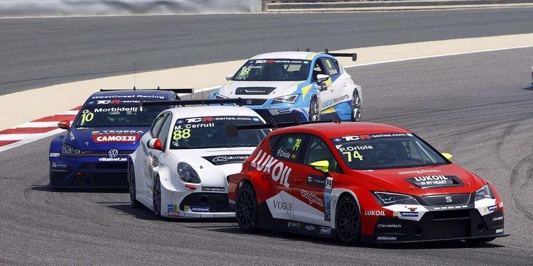 Habrá representación española en las TCR Europa 2018