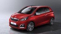 Peugeot sigue renovando su pequeño urbano, el 108