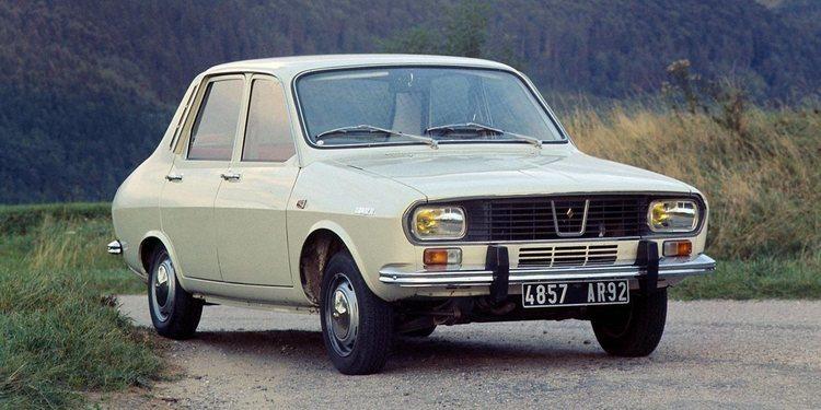 Conociendo al Renault 12 de la década de los 70