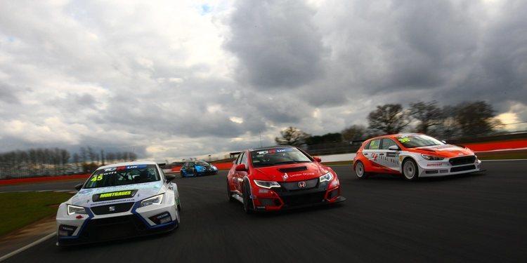 Previo y horarios de las TCR Reino Unido en Silverstone