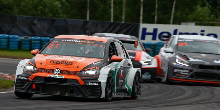 Aumenta sus coches Micke Kagered Racing para las TCR Escandinavia 2018