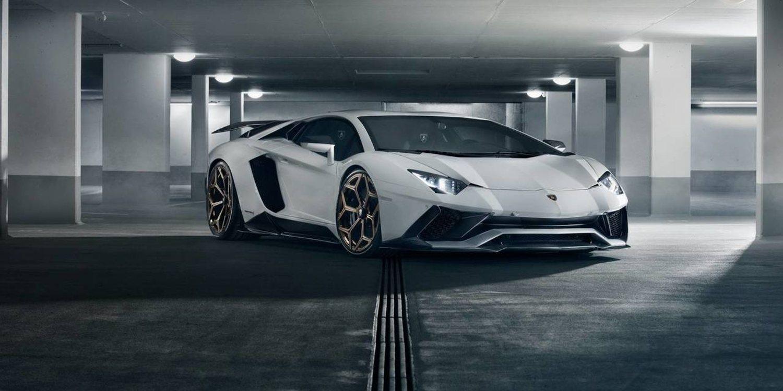 Novitec prepara el Lamborghini Aventador S