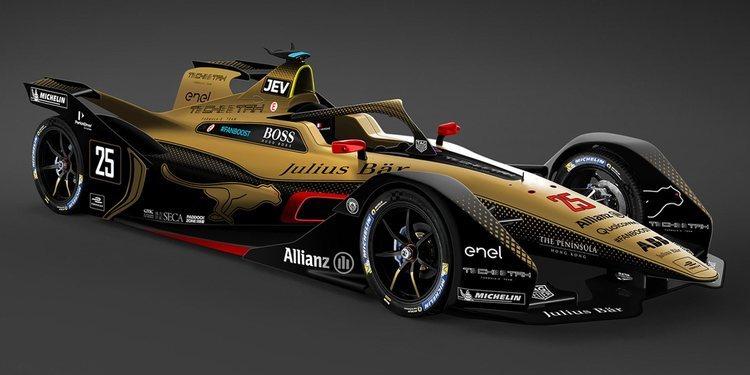 Mas novedades y cambios dentro de la Fórmula E