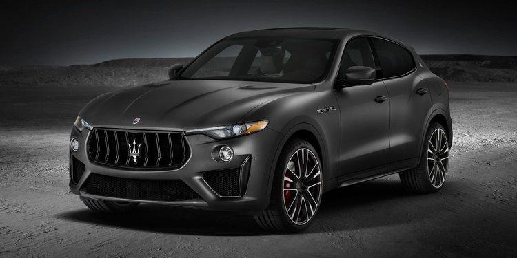 Nuevo Maserati Levante Trofeo 2019