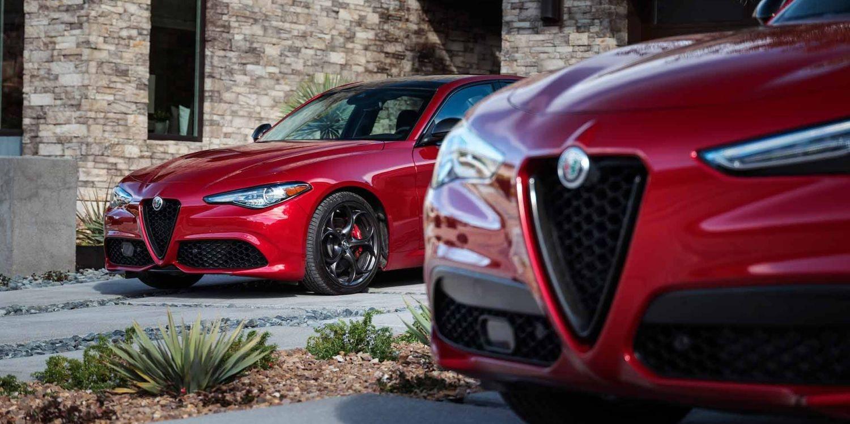 Alfa Romeo presenta un paquete personalizado para los modelos Stelvio y Giulia
