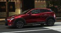 El Mazda CX-3 2018 se actualiza