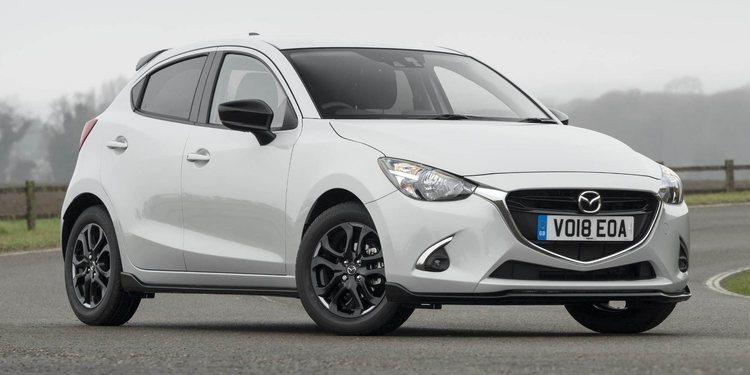 Nuevo Mazda 2 Sport Black 2018