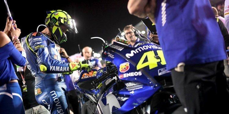 """Rossi: """"Nuestros rivales son ahora más fuertes"""""""