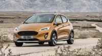 Ya está aquí el nuevo Ford Fiesta Active 2018