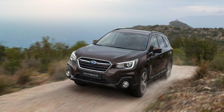 Subaru Outback Executive Plus S 2018