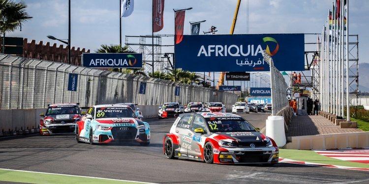 Resultado de la Segunda Clasificación del WTCR 2018 en Marrakech