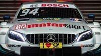 Mercedes presenta los diseños de su Mercedes AMG C63