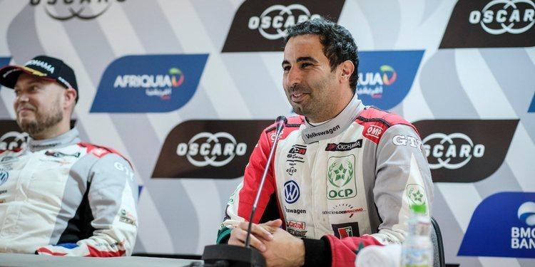 """Mehdi Bennani: """"Para mí es un muy buen resultado para empezar"""""""
