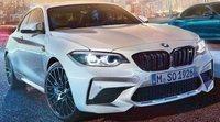 El BMW M2 Competition 2018 ha sido filtrado