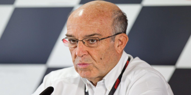 """Carmelo Ezpeleta: """"Discutiremos con los pilotos lo que ha sucedido"""""""
