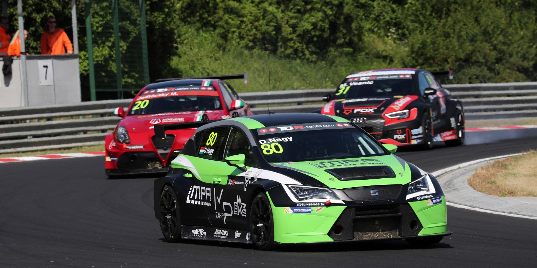 M1RA Motorsport llevará a Dániel Nagy al WTCR