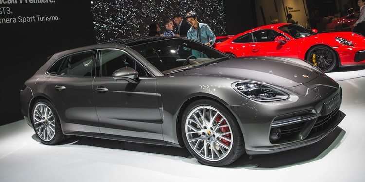 Nuevo Porsche Panamera Turbo Sport Turismo 2018