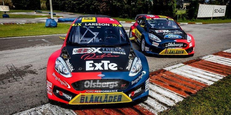 El nuevo Ford Fiesta ya tiene versión de Rallycross