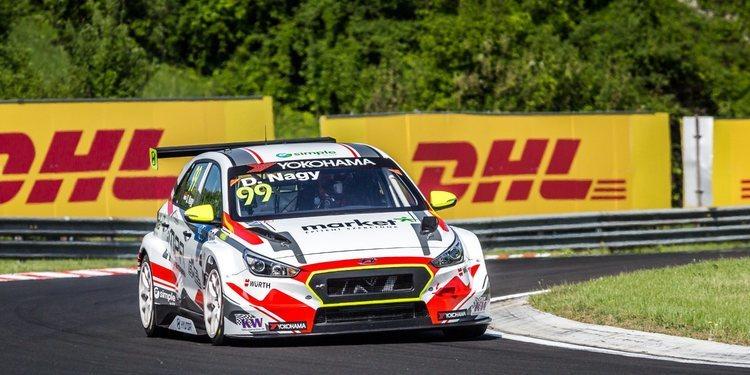 Repaso a los 'Wildcard' del WTCR 2018 en el Hungaroring