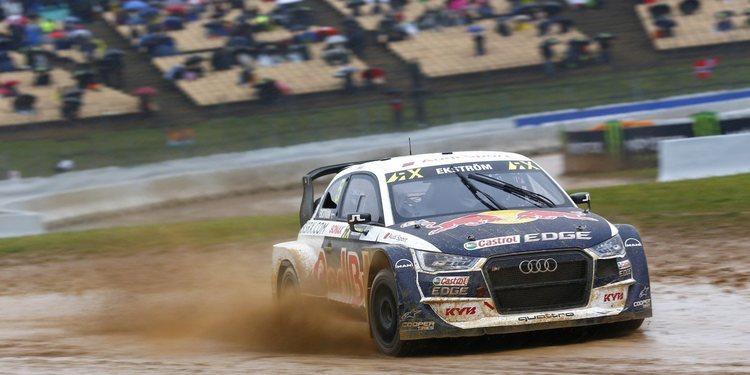 Mattias Ekström es el ganador de la Q1 en España