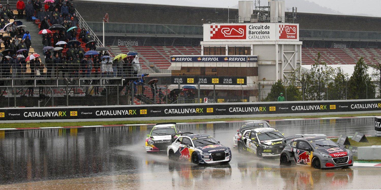 Resultado del Barcelona RX del Mundial de Rallycross 2018