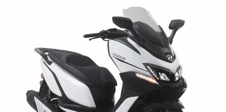 Nuevas Daelim XQ 125cc y 300 cc