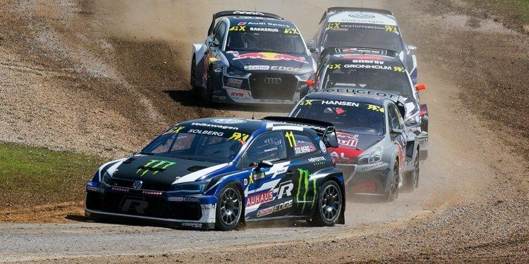 El Mundial de Rallycross 2018 tras el Barcelona RX
