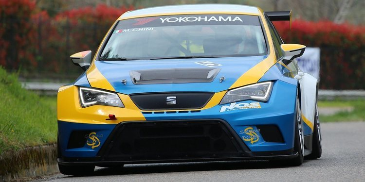 Massimiliano Chini estará en las TCR Italia 2018