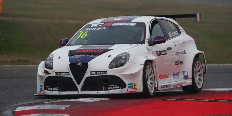Luigi Ferrara será uno de los fijos en las TCR Italia 2018