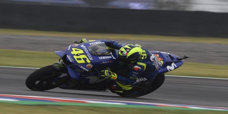 """Valentino Rossi: """"Espero hacer una buena carrera"""""""