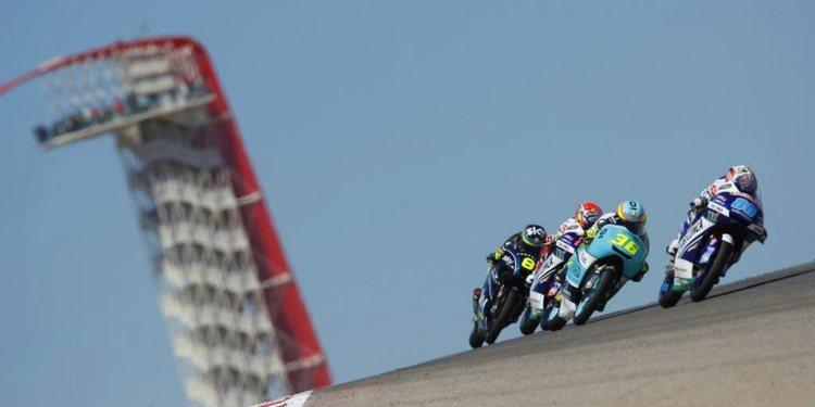 El Gresini de Moto3 quiere asaltar el podio