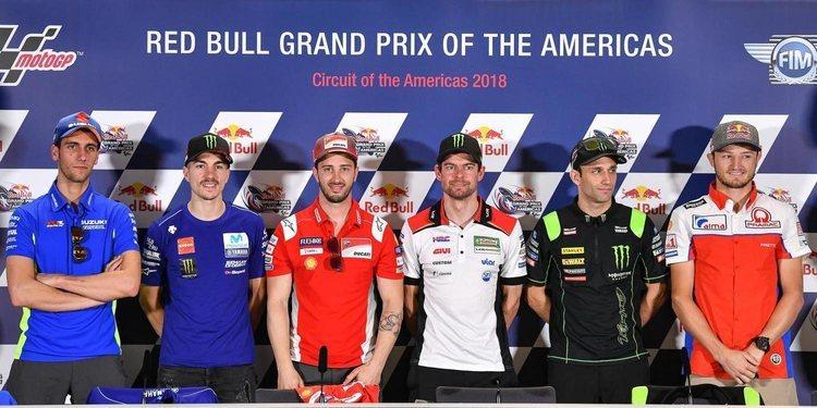 Rueda de prensa Gran Premio de las Américas