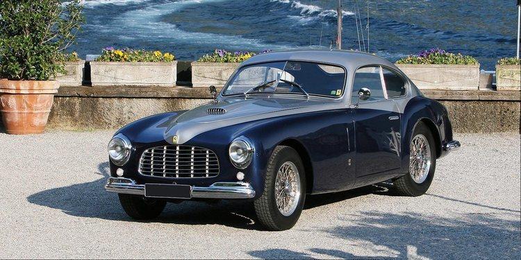 El estupendo Ferrari 166 Inter 1948-1950