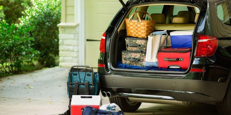 Consejos para cargar el maletero de tu coche correctamente