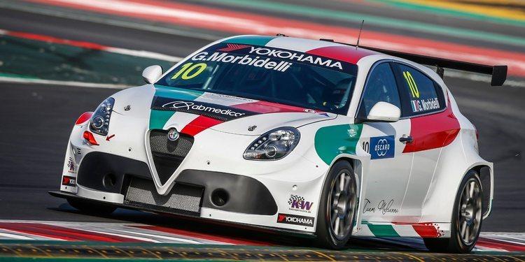 """Gianni Morbidelli: """"El Hungaroring es perfecto para las carreras de Turismos"""""""