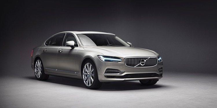 Descubre el nuevo Volvo S90 Ambience Concept