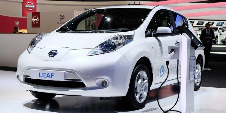 Alianza estratégica entre Nissan y E.ON para dar energía gratis a sus autos