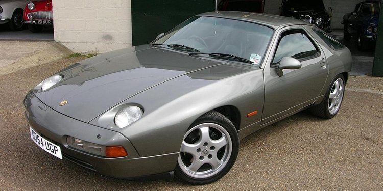Los inicios del clásico Porsche 928