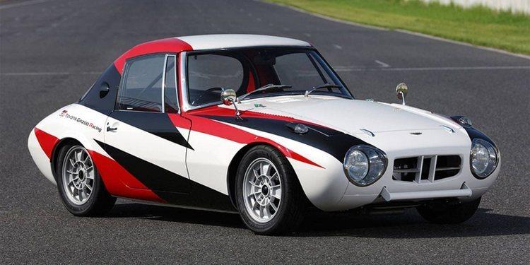 Conozcamos el Toyota Sport 800 de 1965 número 10007 el cual fue restaurado