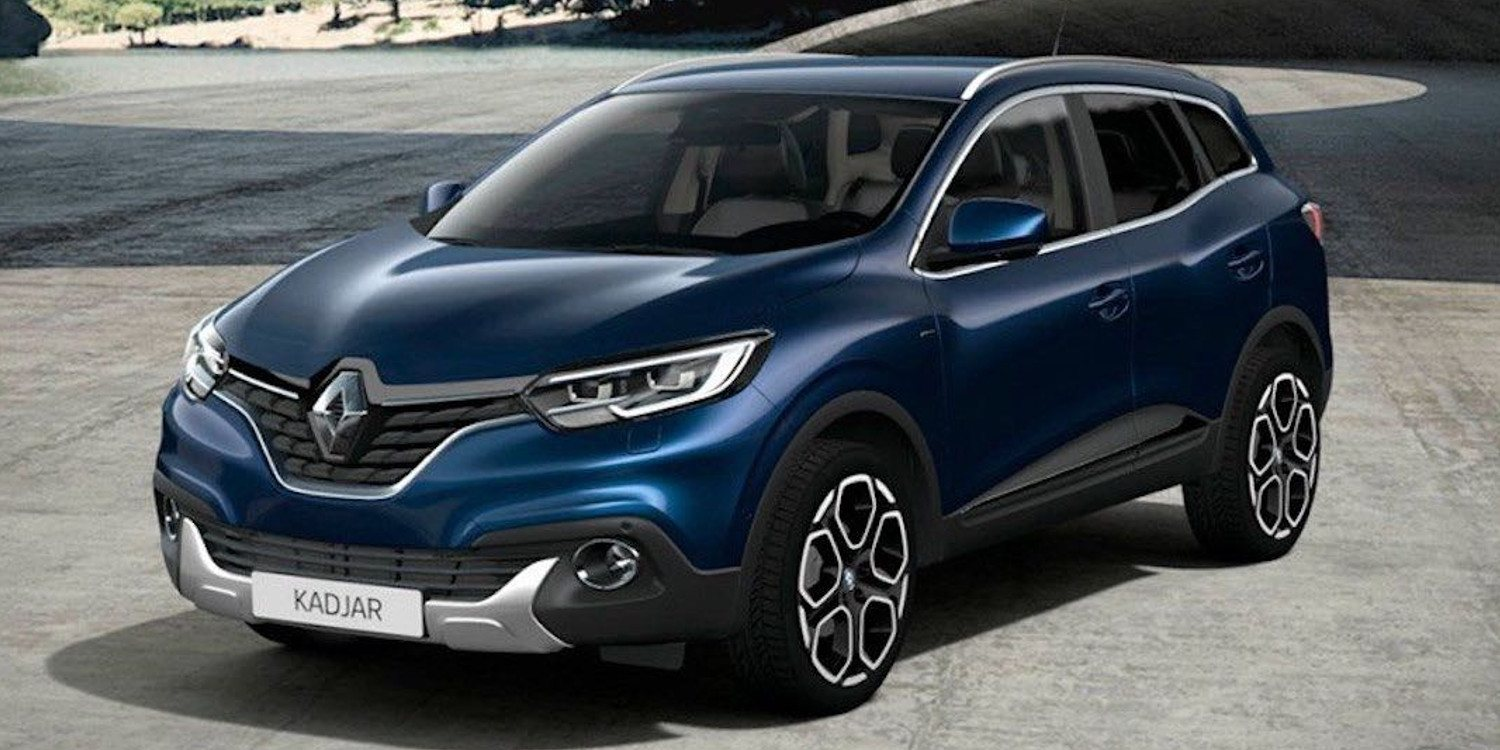el renault kadjar s edition 2018 llega con aspecto din mico motor y racing. Black Bedroom Furniture Sets. Home Design Ideas