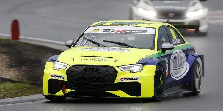 El finés Antti Buri vence en la Carrera 1 de Most